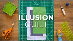 Make the Square in a Square Quilt Tutorial - YouTube