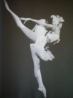 Maya Plisetskaya (born 1925) Russian ballet dancer and prima ballerina assoluta- without a doubt one of the greatest dancers the world has ever known. Watch her here and here and here.   Also, she's 86 years old and she still looks fabulous