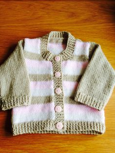 Little cardie for Annie Rose