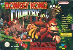 Amazon.com: Donkey Kong Country: Super Nintendo: Nintendo: Video Games
