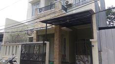 Rumah Dijual - Rumah Minimalis di Kav-AL Duren Sawit