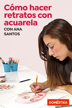 Un curso online de Ilustración de Ana Santos Diy Crafts For Kids, Easy Crafts, Art Sketches, Art Drawings, Large Christmas Baubles, Learn Art, Art Challenge, Painting Techniques, Painting & Drawing