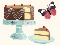 cake | Rebekka Seale