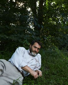 Michael Stuhlbarg as Mr. Perlman in CALL ME BY YOUR NAME