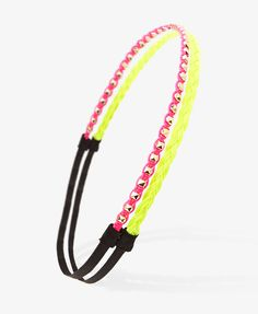 Neon Headband Set   FOREVER21 - 1051323576