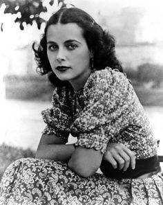 Hedy Lamarr c. 1930's