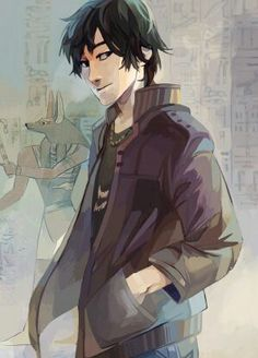 anubis the kane chronicles viria official art The Kane Chronicles, Anubis Kane Chronicles, Rick Riordan Bücher, Rick Riordan Series, Rick Riordan Books, Percabeth, Solangelo, Percy Jackson Art, Percy Jackson Fandom
