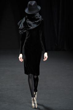 A.F. Vandevorst Fall 2012 Ready-to-Wear