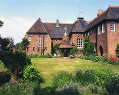 View of the exterior of Red House, Bexleyheath, Kent