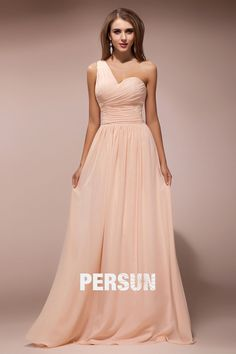 Prom Dress Beautiful, Fashion Sheath/Column Sleeveless Ruffles One-Shoulder Long Chiffon Dresses Discover your dream prom dress. Our collection features affordable prom dresses, chiffon prom gowns, sexy formal gowns and more. Find your 2020 prom dress Affordable Prom Dresses, Elegant Prom Dresses, Chiffon Evening Dresses, Chiffon Dress Long, Cheap Prom Dresses, Ruffle Dress, Strapless Dress Formal, Evening Gowns, Coral Bridesmaid Dresses