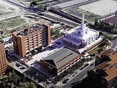 """Madrid Spain LDS Temple  - MormonFavorites.com  """"I cannot believe how many LDS resources I found... It's about time someone thought of this!""""   - MormonFavorites.com"""