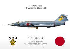 """日本航空自衛隊 第202航空団 新田原基地  202nd TACTICAL FIGHTER SQUADRON NYUTABARU AIR BASE""""JASDF ACM MEET 1980 """""""