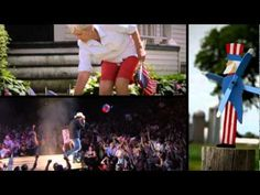 Toby Keith - Made In America.  How about some patriotism for the upcoming July 4th holiday?  Even if you don't like country, you should like this song.  It describes the attitudes of several generations of of forebears.