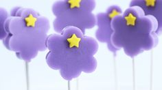 Rosanna Pansino's Lumpy Space Princess Lollipops in Nerdy Nummies Adventure Time Birthday Party, Adventure Time Parties, 9th Birthday, Birthday Party Themes, Cookies Cupcakes And Cardio, Making Sweets, Lumpy Space Princess, Cute Food, Yummy Food