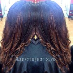 Hair by Lauren.