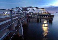suffolk va kings highway bridge | The Kings Highway Bridge has spanned the Nansemond River in Suffolk ...
