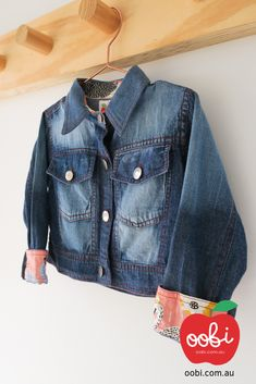 Chelsea Swan Jacket | Party Outfit for Girls | Oobi Girls Kid Fashion