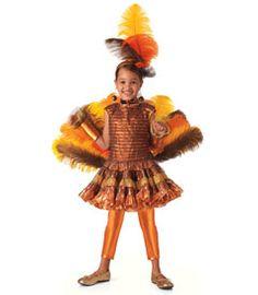 gourmet turkey costume