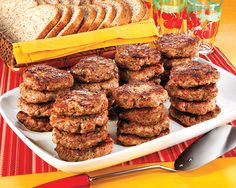 Spicy Breakfast Sausage - Recipes at Penzeys Spices