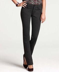 Knit Slim Pants