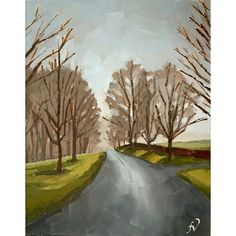 Pathways, Tree Paintings, Lonely, The Originals, Trees, Oil, Pictures, Wasting Time, Photograph