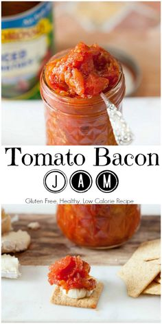 Jam Recipes - Tomato