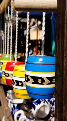 Fotos de la semana: Juguetes tradicionales de México. Baleros | México Desconocido