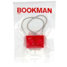 Bookman Light Red   BOOKMAN