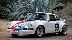 1973 Porsche 911 Carrera RSR