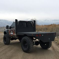 MTN OPS BUCK TRUCK Dodge Trucks, Lifted Trucks, Cool Trucks, Pickup Trucks, Camo Truck, Truck Flatbeds, Ford Diesel, Diesel Trucks, Mtn Ops