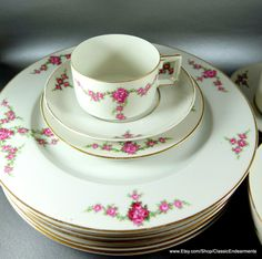 China set Wedding Registry H & C Selb by ClassicEndearments