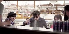 Life Jacket Company Creates New Drink from Sea Water To Sell Their Jackets - http://www.creativeguerrillamarketing.com/guerrilla-marketing/life-jacket-company-creates-new-drink-from-sea-water-to-sell-their-jackets/