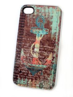 Rustic Anchor  iPhone 5 5S 5C 4 4S Case Ships from by SassyCases, $16.00