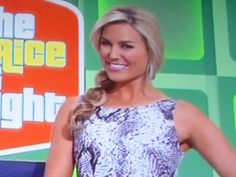 Rachel Reynolds - The Price Is Right (1/29/2015)