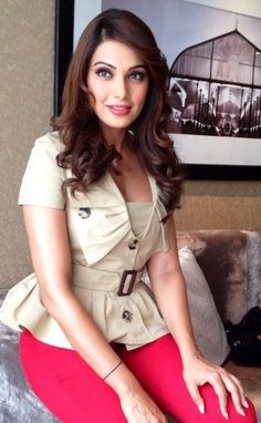 Awesome hair color by Bipasha