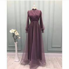 Log in - Elegant Dresses Muslimah Wedding Dress, Hijab Evening Dress, Hijab Dress Party, Hijab Style Dress, Evening Dresses, Hijab Wear, Wedding Hijab, Dress Wedding, Islamic Fashion
