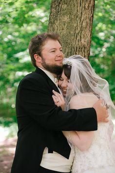 Vanessa and Erik - Before the wedding