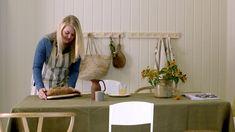 Mal køkkenet, uden malingslugt, i smukke farver Entryway Bench, Inspiration, Furniture, Home Decor, Homemade Home Decor, Hall Bench, Biblical Inspiration, Home Furnishings, Decoration Home