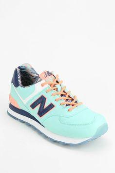 New Balance 574 Island Pack Running Sneaker Cute Sneakers 5bca54d570e79