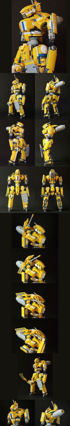 Lego Robot Mecha