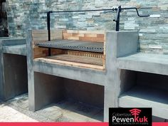 quinchos modulares 8 There are numerous things that may as a final point finish your Outdoor Barbeque, Outdoor Kitchen Patio, Outdoor Oven, Outdoor Kitchen Design, Outdoor Cooking, Outdoor Rooms, Parrilla Exterior, Barbecue Design, Brick Bbq