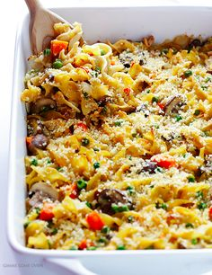 Tuna Casserole | 27 Easy Meals That Won't Break The Bank