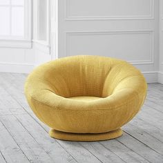 Groovy Swivel Chair