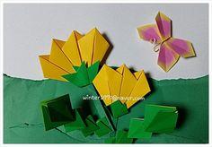 봄이야기~ 민들레와 나비 종이접기 입니다~ ^^* 겨울내 땅에 엎드려 따뜻한 봄이 오길 기다리던 민들레~~ ...