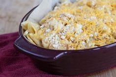 Chicken-Macaroni Casserole