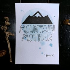 Blue Mountain Mother