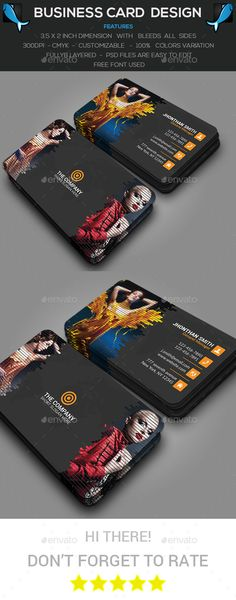 Photography Business Card Template PSD #design Download: http://graphicriver.net/item/photography-business-card/14314600?ref=ksioks