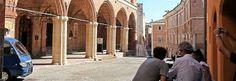 """La storica Fabriano ha ospitato la fiction """"Che Dio ci aiuti 3"""" della produttrice Matilde Bernabei che, visto il successo, vorrebbe girare anche la quarta edizione nella cittadina marchigiana.  #turismomarche #fabriano #chediociaiuti"""