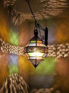 Badia Design Inc Store - Moroccan Hanging Lantern LIG24, $110.50 (http://www.badiadesign.com/moroccan-hanging-lantern-lig24/)