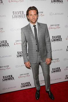 Bradley Cooper - 'Silver Linings Playbook' Los Angeles Special Screening